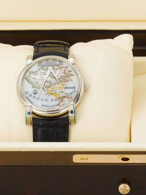New York Dec so-so auction results: Antiquorum, Bonhams and Christie's