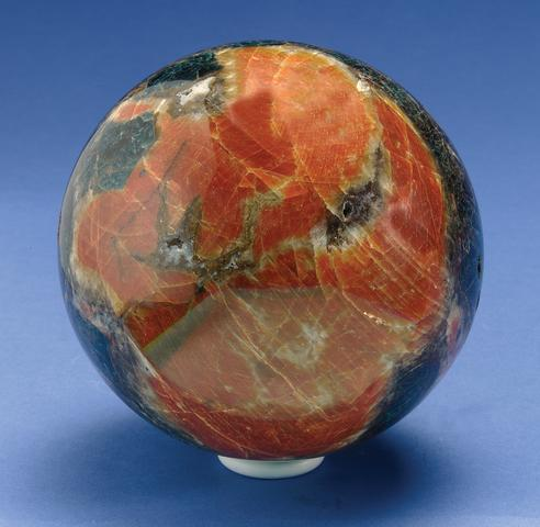 Calcite and Apatite Sphere