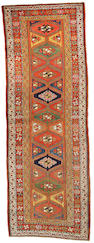 A Malayer rug Central Persia,