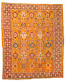 An Oushak carpet West Anatolia,