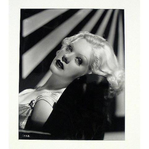 George Hurrell and Gene Korrman Publicity Shots of Alice Faye