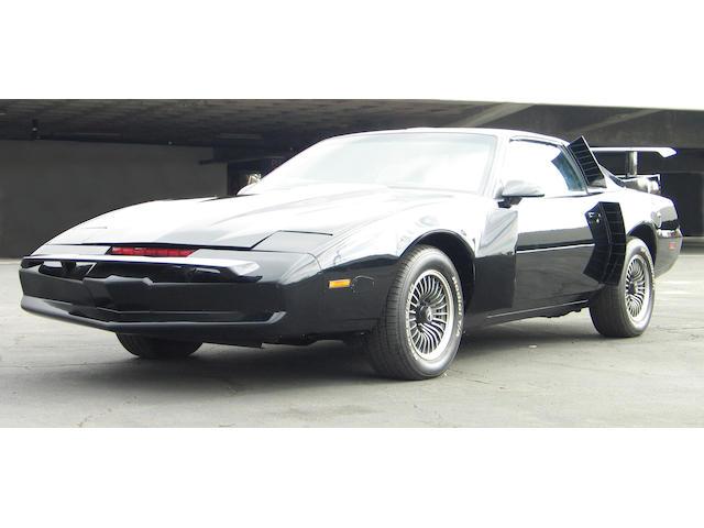 Kitt,1984 Pontiac Firebird