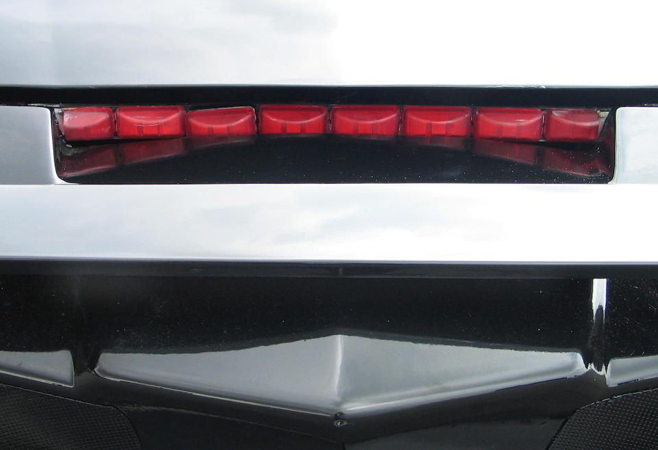 1984 Pontiac Firebird  K.I.T.T.  Knightrider  NBC, 1982-1986.