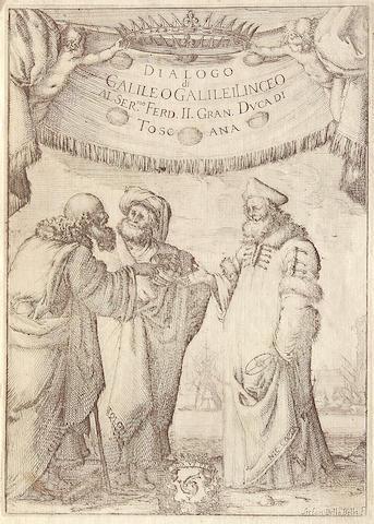 GALILEI, GALILEO.  1564-1642.