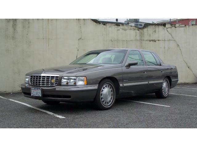 1998 Cadillac Deville 4 Door Sedan