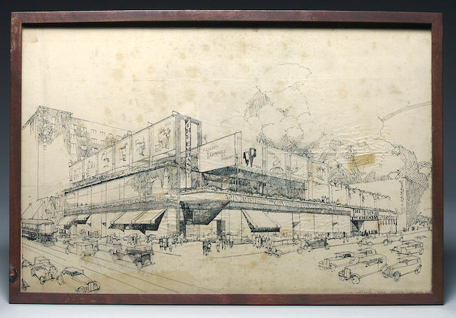NEUTRA, RICHARD.  1892-1970.