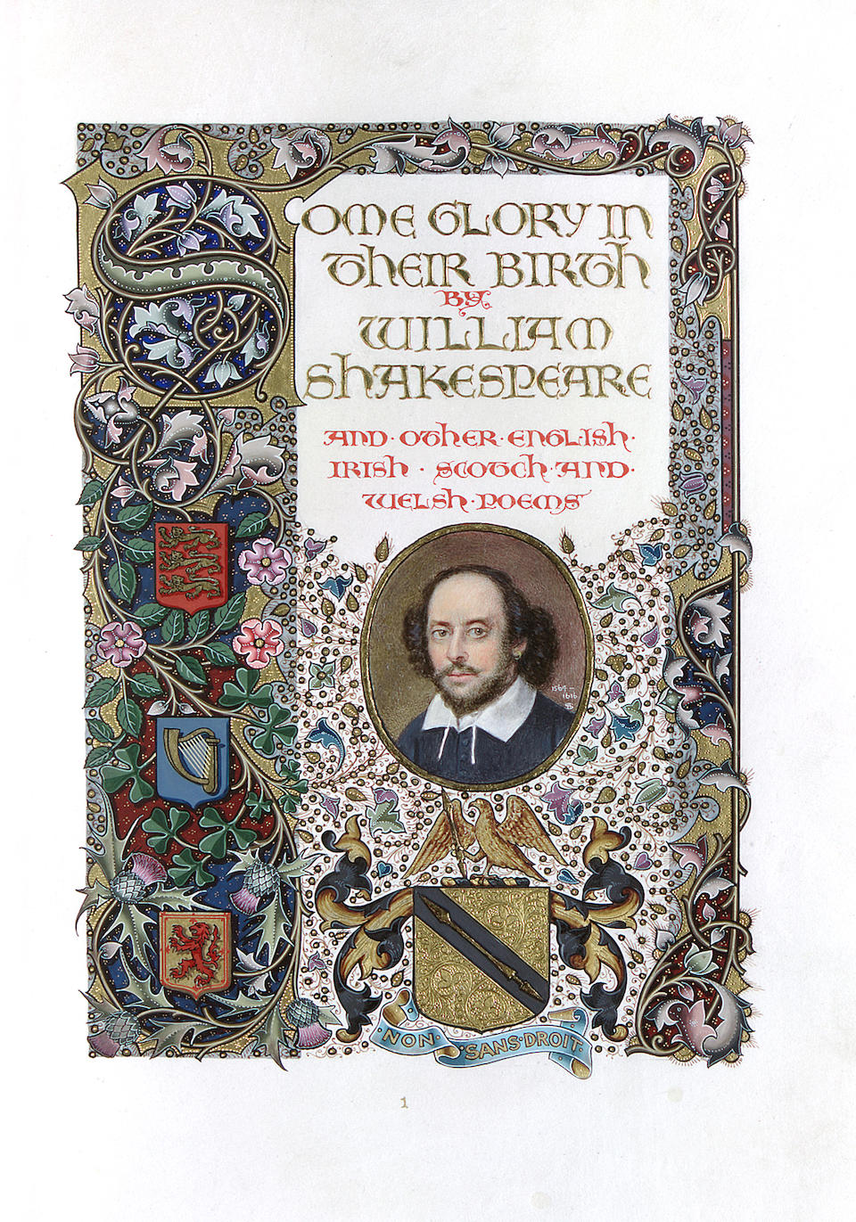 SHAKESPEARE, WILLIAM and others.