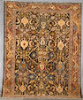 A Mahal carpet Central Persia,