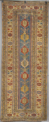 A Kuba rug Caucasus, Size approximately 3ft 2in x 8ft 1in