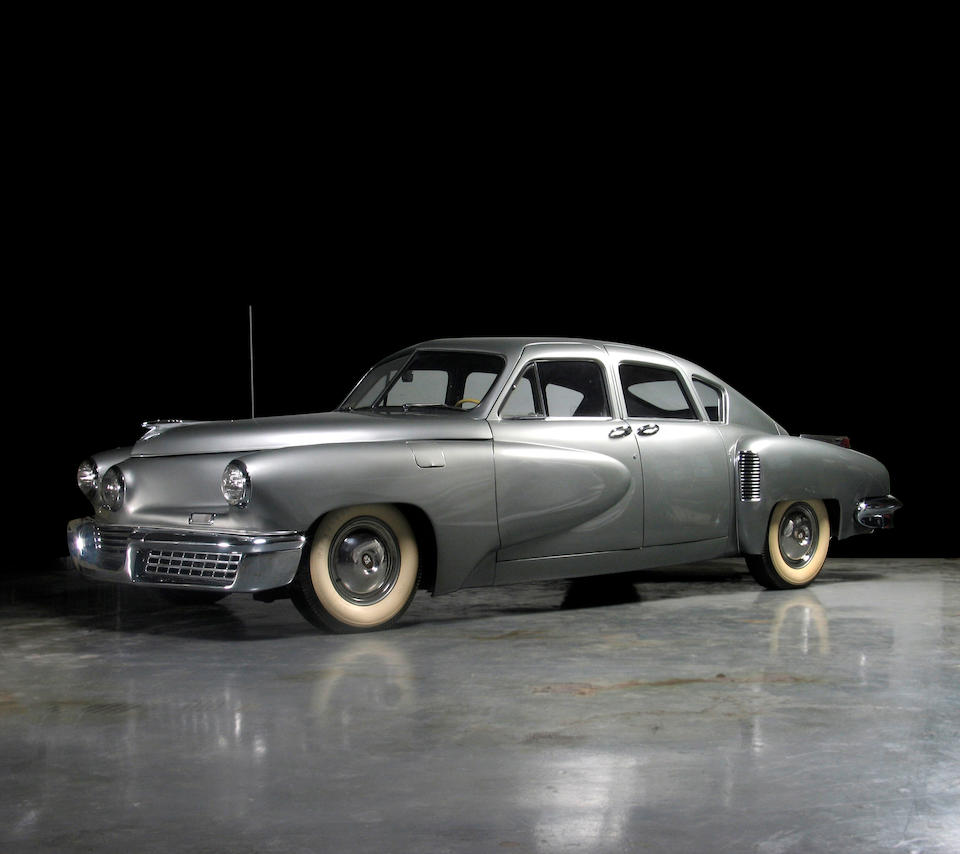 The ex-Tucker Corporation Indianapolis Test Car, ex-Winthrop Rockefeller,1948 Tucker Model 48  Chassis no. 1029