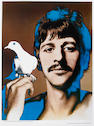 Richard Avedon; The Beatles (Group of 4 Posters); (4)