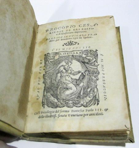 PROCOPIUS, OF CAESAREA.