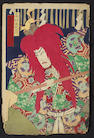 Forty Japanese Woodblock Prints