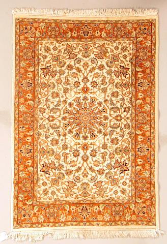 An Indian rug