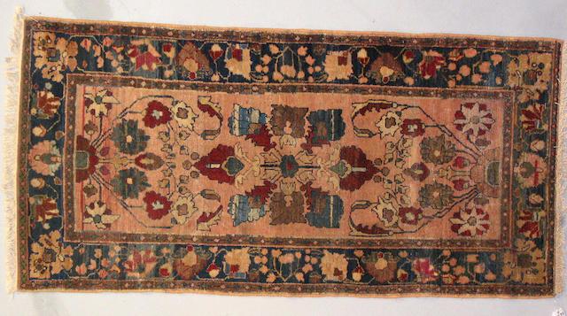 A Malayer rug  South Central Persia, cir