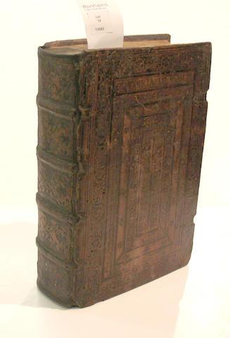 FRANCK, SEBASTIAN.  1499-1543?