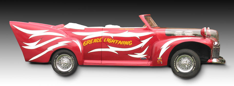 1946 Ford 'Grease Lightning'  Grease  Paramount Home Entertainment, 1978