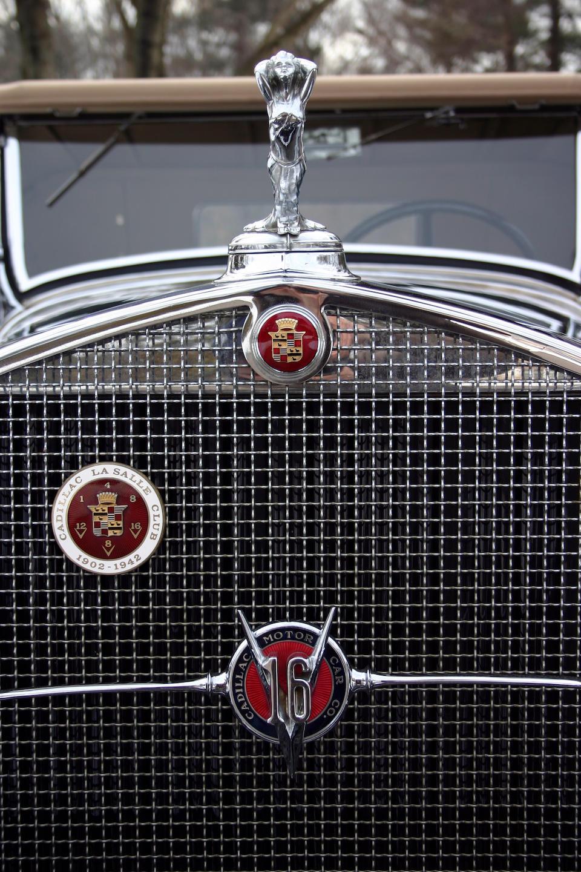 1930 Cadillac V-16 Roadster, Model 452  Chassis no. 701031 Engine no. 701070