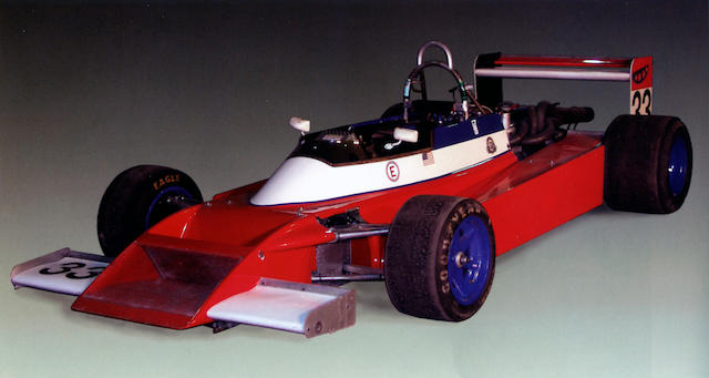 The ex-Gianclaudio 'Clay' Regazzoni,1979 March 792 Formula 2 Single Seater  Chassis no. 792/8