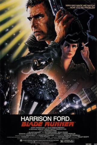 Blade Runner One Sheet