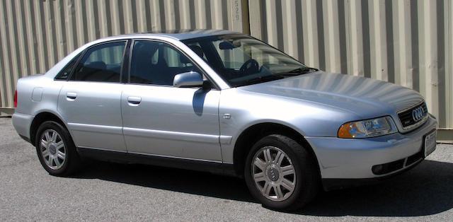 1999 Audi A4 1.8 Quattro - Four Door,1999 Audi A4 1.8 Turbo Quattro AWD Sedan
