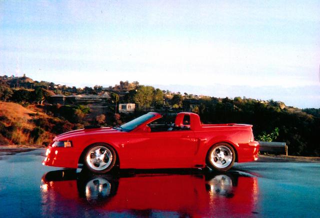 2000 Ford Mustang Barris Kustom Sport M.S.T. Pickup