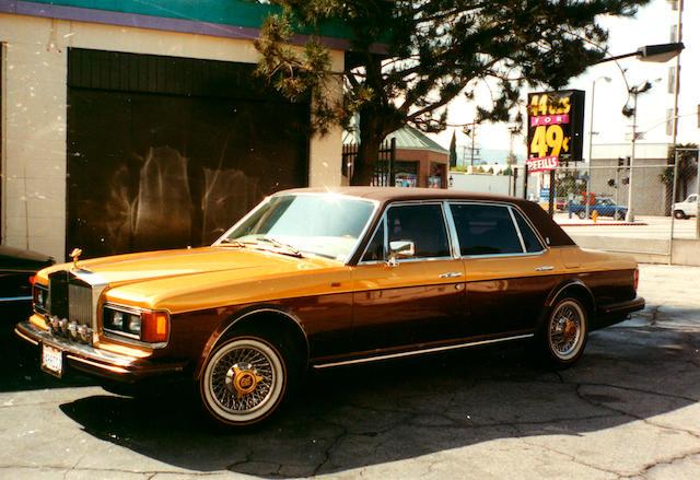 1981 Rolls-Royce Barris Kustom