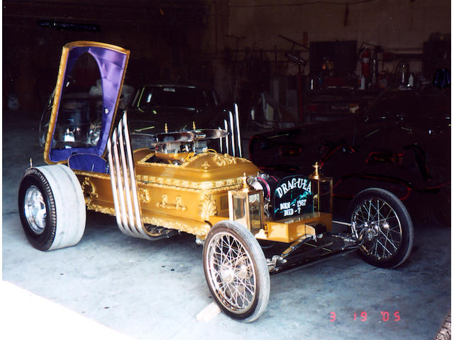 <i>Munster</i> Drag-U-La (Replica),