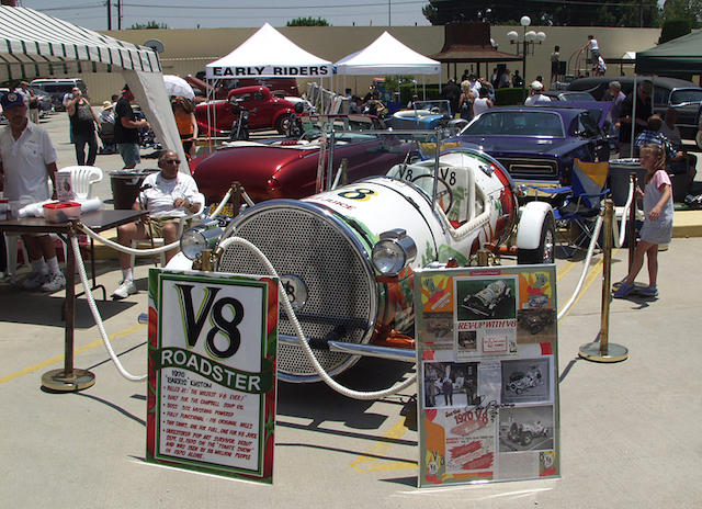 1970 Barris Campbell 'V8 Roadster'  Body Number 101
