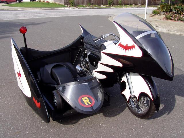 1966 Yamaha Batcycle Y2613981