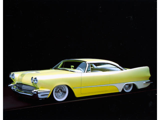 1959 Plymouth Fury Custom Two-Door Hardtop