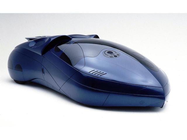 1993 Concept Fastlane Car (Hero Car)