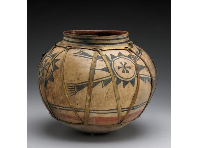 A Kiua storage jar