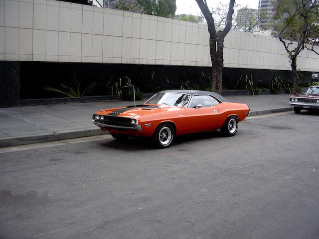 bonhams 1970 dodge challenger 426 hemi 2 fast 2 furious universal 2003. Black Bedroom Furniture Sets. Home Design Ideas