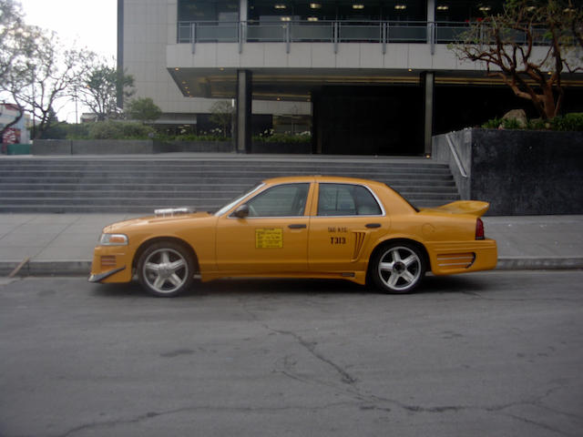 1999 Ford Crown Victoria  Taxi 20th Century Fox, 2004