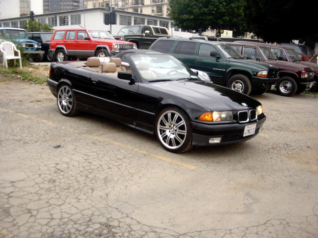1999 BMW 323i Convertible   2 Fast 2 Furious Universal, 2003