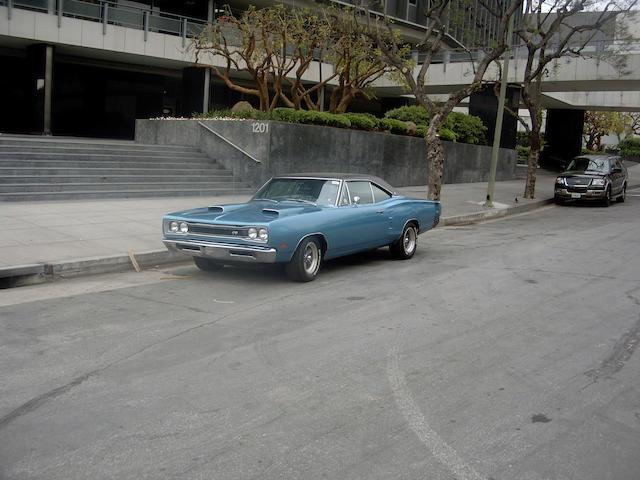 """1969 Dodge Coronet Superbee   """"American Hotroders"""" TV series."""