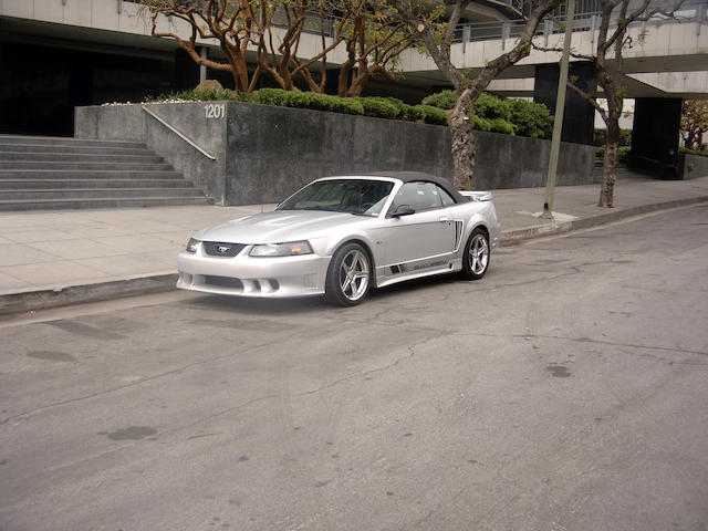 2002 Ford Saleen Mustang   Hollywood Homicide Columbia, 2003.