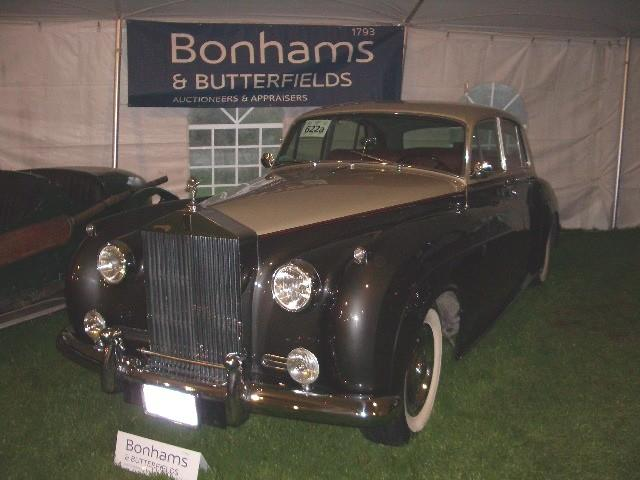 Three owners from new,1960 Rolls-Royce Silver Cloud II Saloon  Chassis no. LSWC252