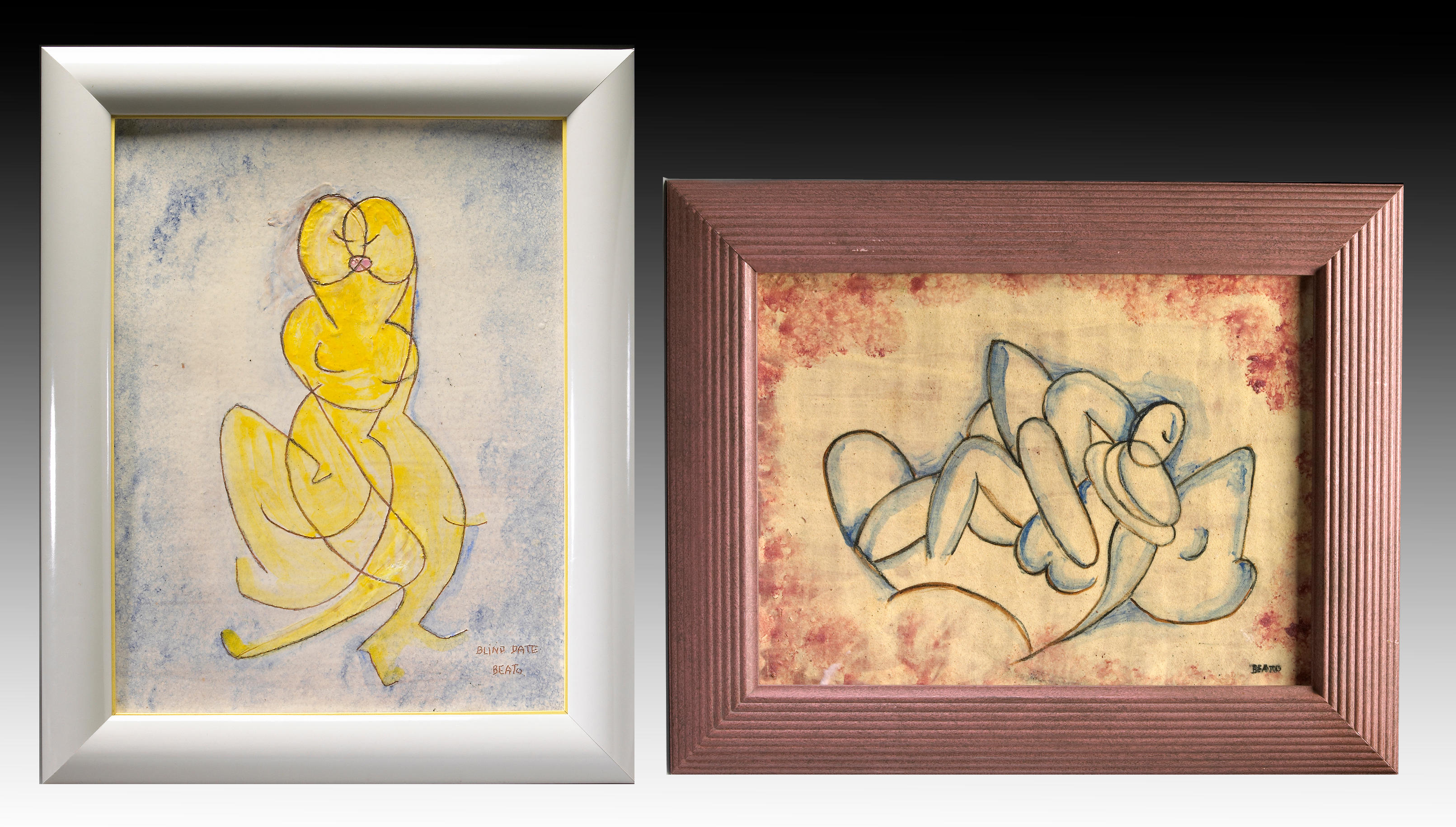 Beatrice Wood Lots In Our Price Database Lotsearch De