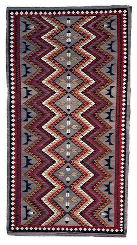 A Navajo Teec Nos Pos rug, 7ft 4in x 4ft