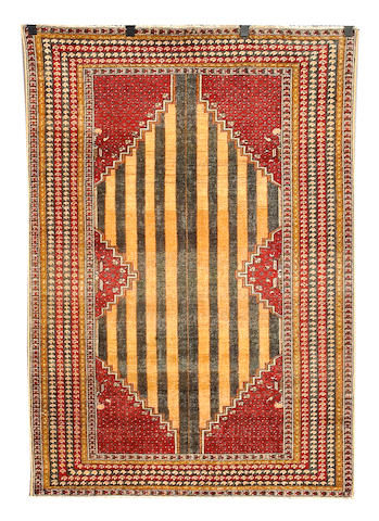A Sivas rug Anatolia, Size approximately 4ft 6in x 6ft 5in