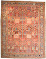 A Bakshaish carpet Northwest Persia, Size approximately 9ft 5in x 12ft
