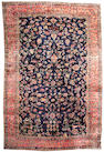 A Mohajaron Sarouk carpet Central Persia, Size approximately 12ft 6in x 18ft 9in