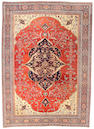 A Fereghan Sarouk carpet Central Persia, Size approximately 8ft 8in x 12ft 2in