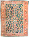 A Sultanabad carpet Central Persia,  Size approximately 10ft 2in x 13ft 5in