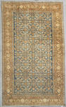 A Mahal rug Central Persia, Size approximately 6ft 7in x 10ft 10in