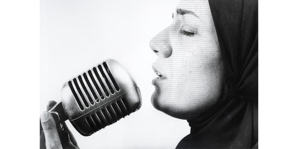 Shirin Neshat; Mystified;