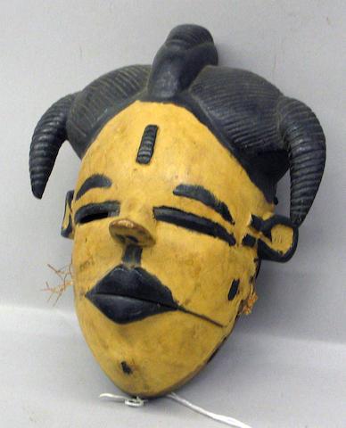 An Ogoni mask