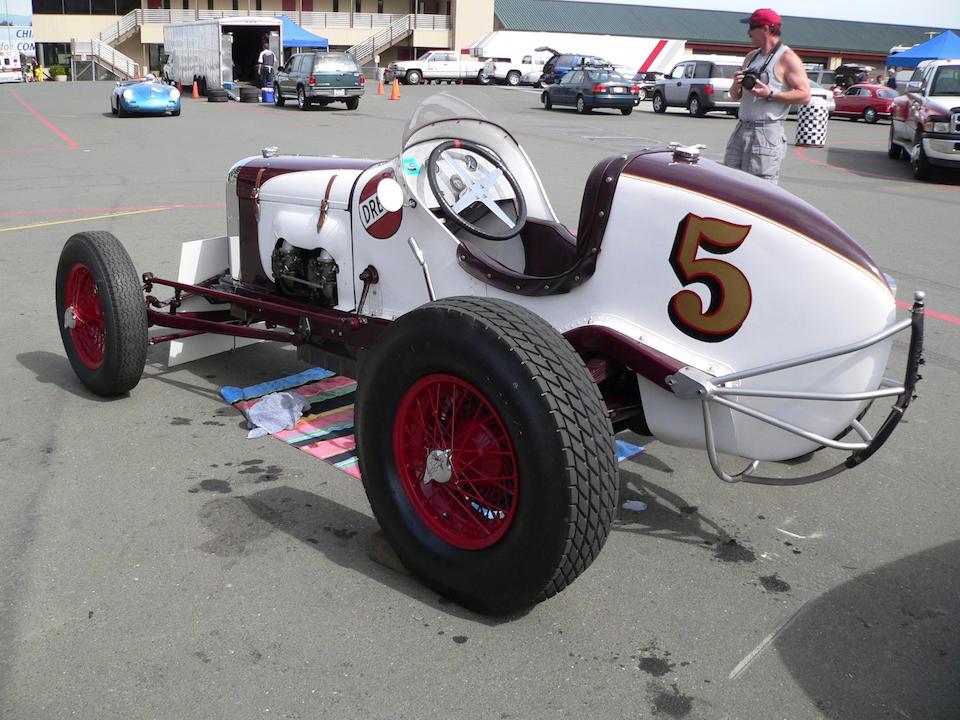 1935 Dreyer Ford Sprint Car